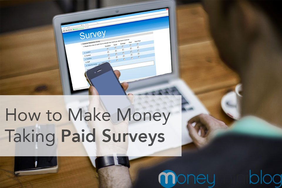 How to Make Money Taking Paid Surveys