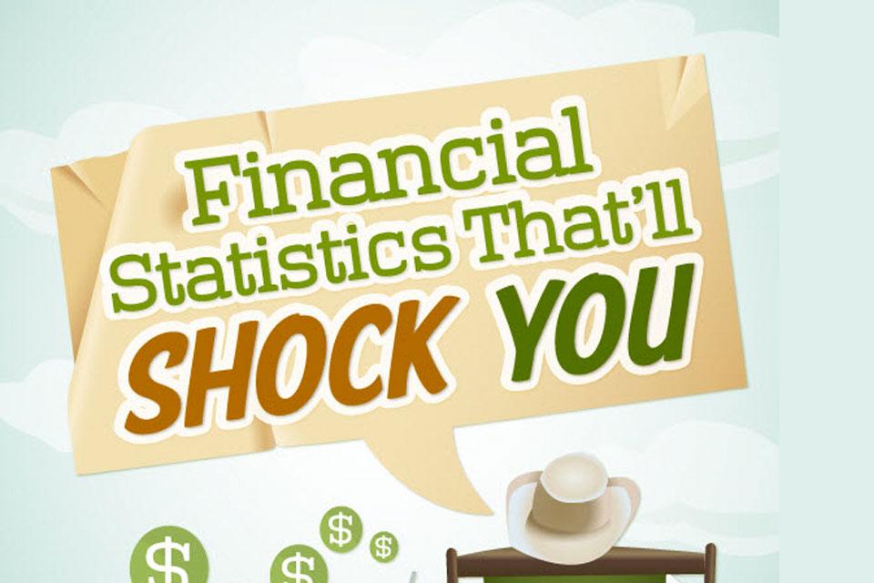 shocking finance stats