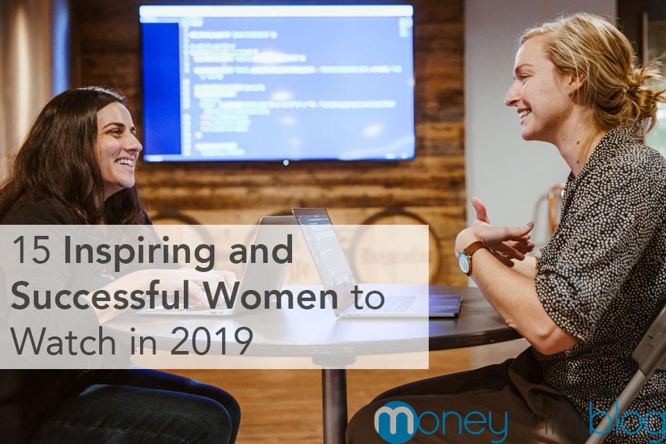 inspiring successful women