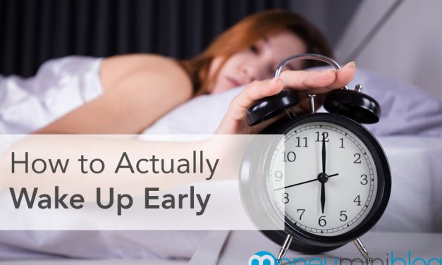 Here's Why You're Not Getting Up in the Mornings (And How to Actually Wake Up Early)