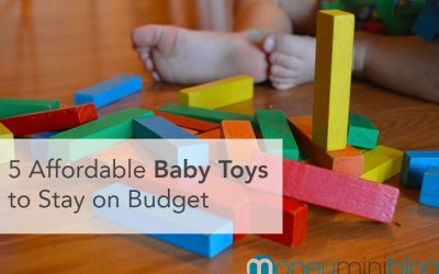 5 Affordable Baby Toys to Stay on Budget