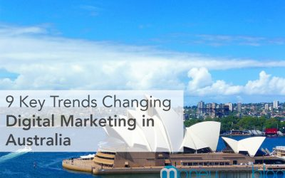 9 Key Trends Changing Digital Marketing in Australia