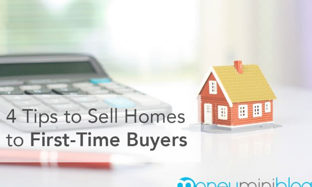 4 Tips To Sell Homes To First-Time Buyers