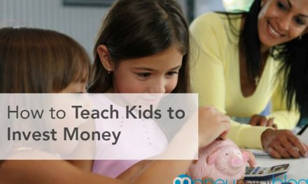 How to Teach Your Kids to Invest Money