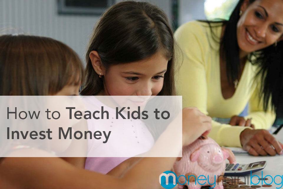 teach kids investing money