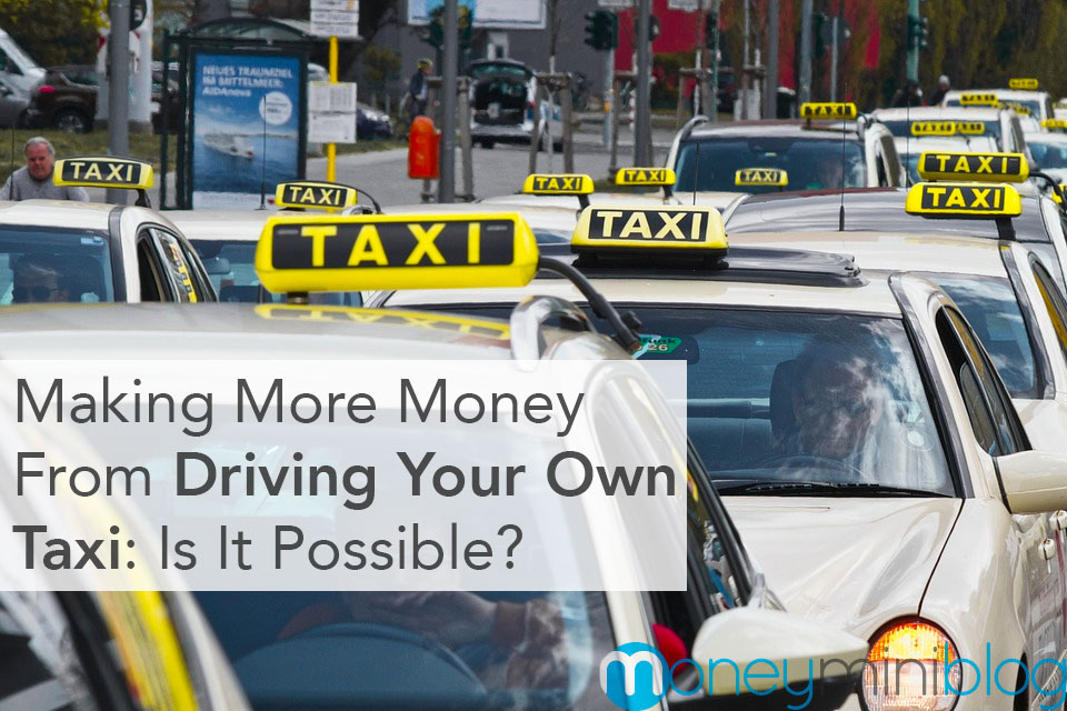 driving taxi make more money