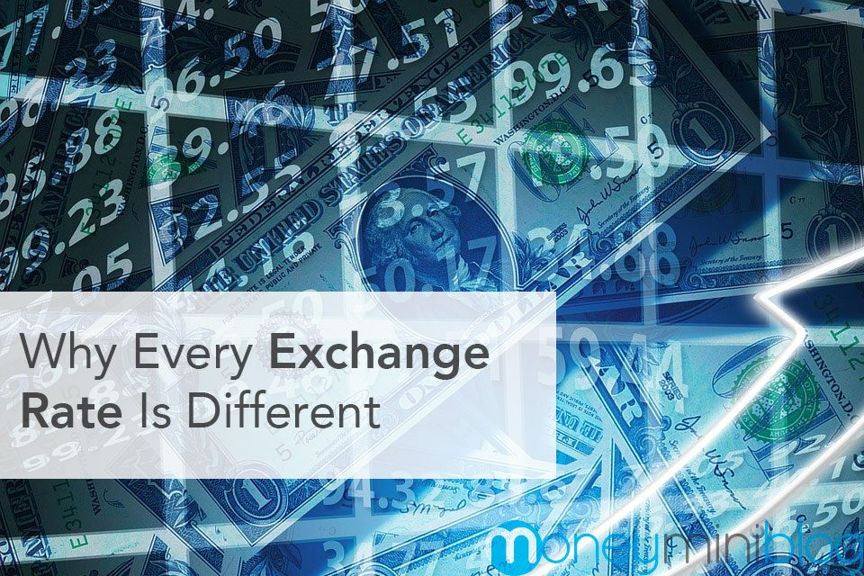 The Currency Shop Information On Why Every Exchange Rate Is Different