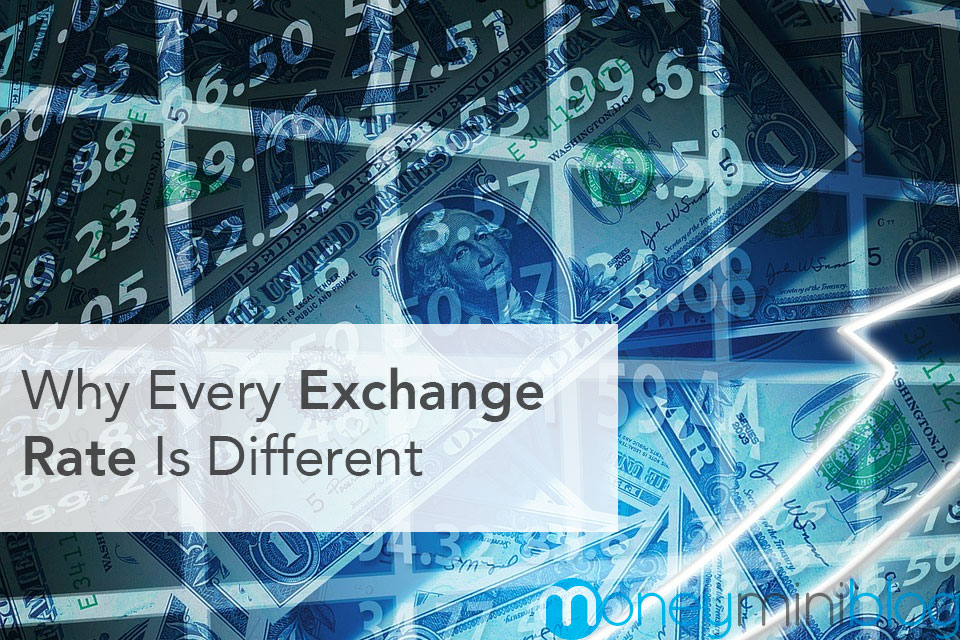 Why Every Exchange Rate Is Different
