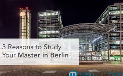 3 Reasons to Study Your Master in Berlin