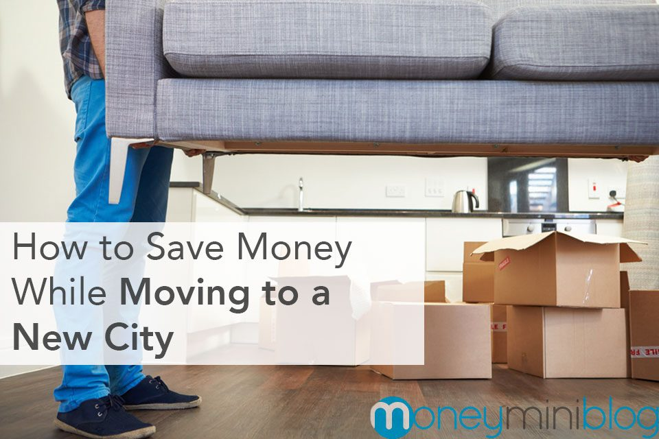 How to Save Money While Moving to a New City