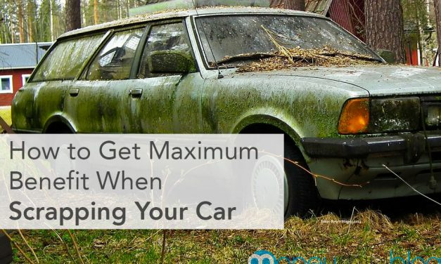 How to Get Maximum Benefit When Scrapping Your Car