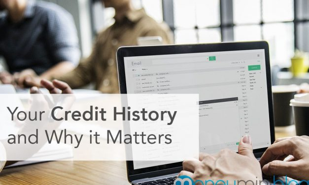 Your Credit History and Why it Matters