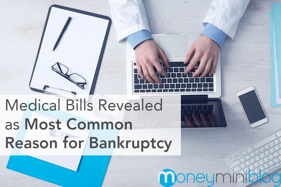 Medical Bills Revealed as Most Common Reason Americans File for Bankruptcy