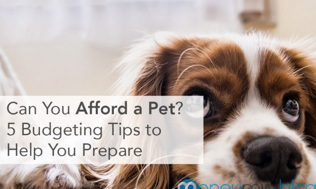 Can You Afford a Pet? 5 Budgeting Tips to Help You Prepare