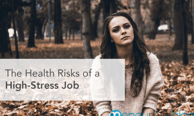 The Health Risks of a High-Stress Job