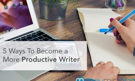 5 Ways To Become A More Productive Writer