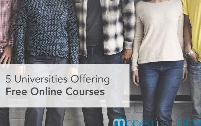 5 Universities Offering Free Online Courses