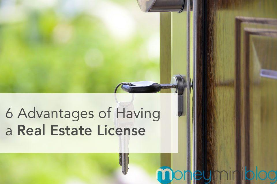 6 Advantages of Having a Real Estate License