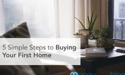5 Simple Steps to Buying Your First Home