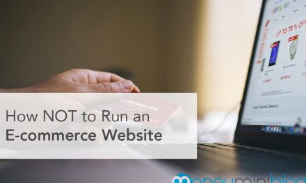 How NOT to Run an E-Commerce Website