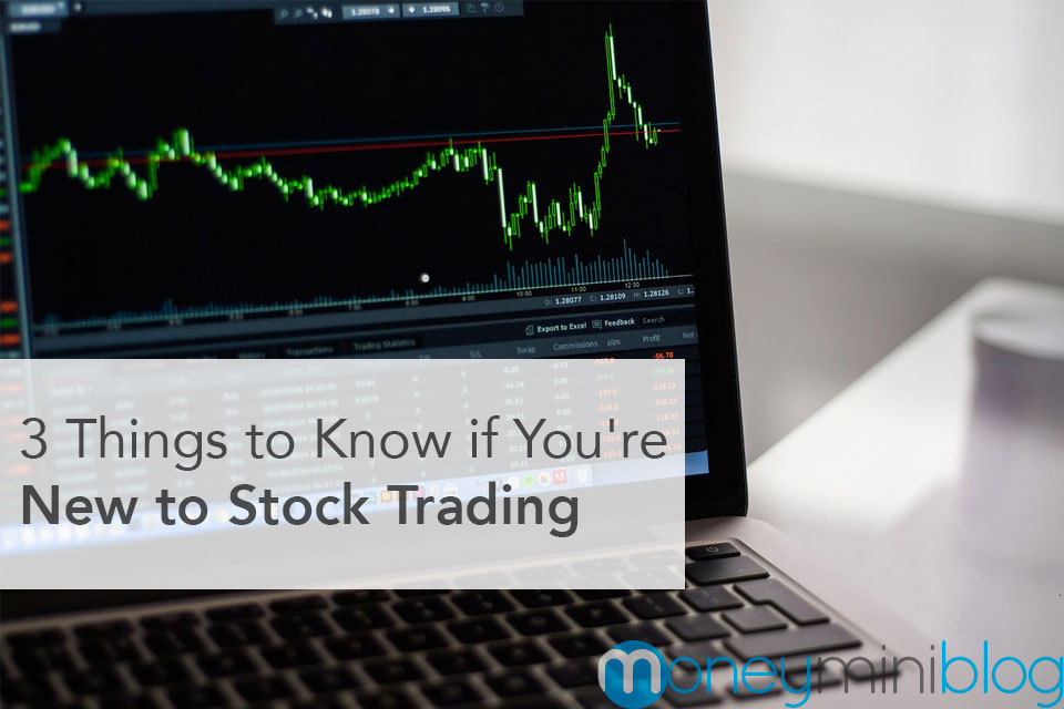 new to stock trading