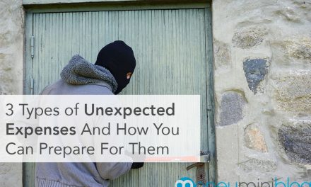 3 Types of Unexpected Expenses And How You Can Prepare For Them