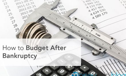 How to Budget after Bankruptcy