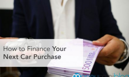 How to Finance Your Next Car Purchase