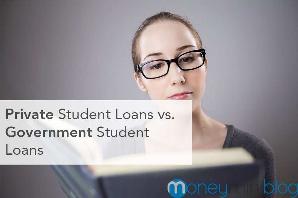 Private Student Loans vs. Government Student Loans