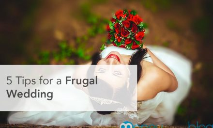 5 Tips for a Frugal Wedding