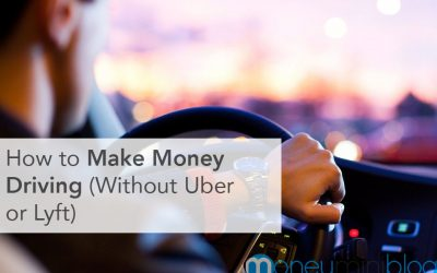 How to Make Money Driving (Without Uber or Lyft)