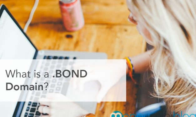 What is a .BOND Domain?