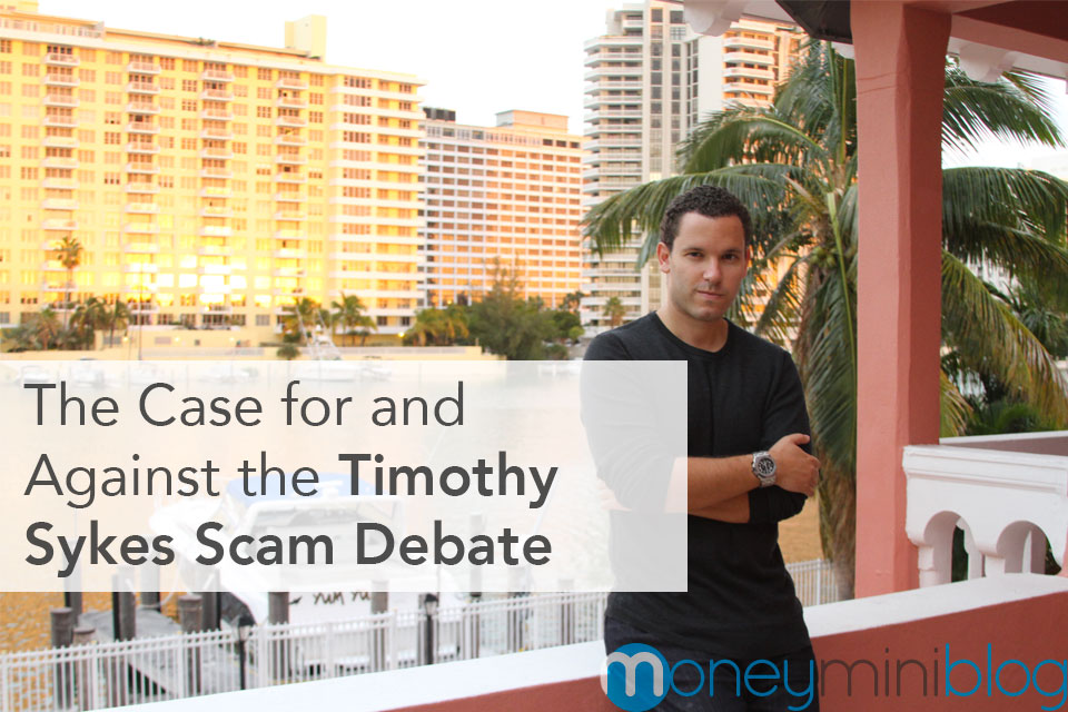 Exploring the Case for and Against the Timothy Sykes Scam Debate