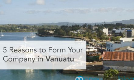 5 Reasons to Form your Company in Vanuatu