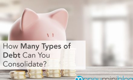 How Many Types of Debt Can You Consolidate?