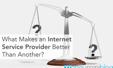 What Makes an Internet Service Provider Better Than Another?