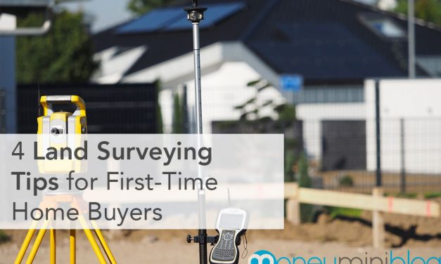 4 Land Surveying Tips for First-Time Home Buyers
