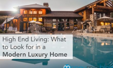 High End Living: What to Look for in a Modern Luxury Home
