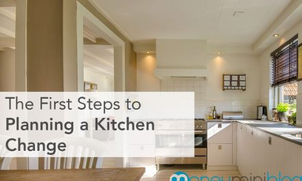 The First Steps to Planning a Kitchen Change