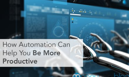 How Automation Can Help You Be More Productive