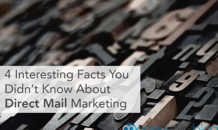 4 Interesting Facts You Didn't Know About Direct Mail Marketing