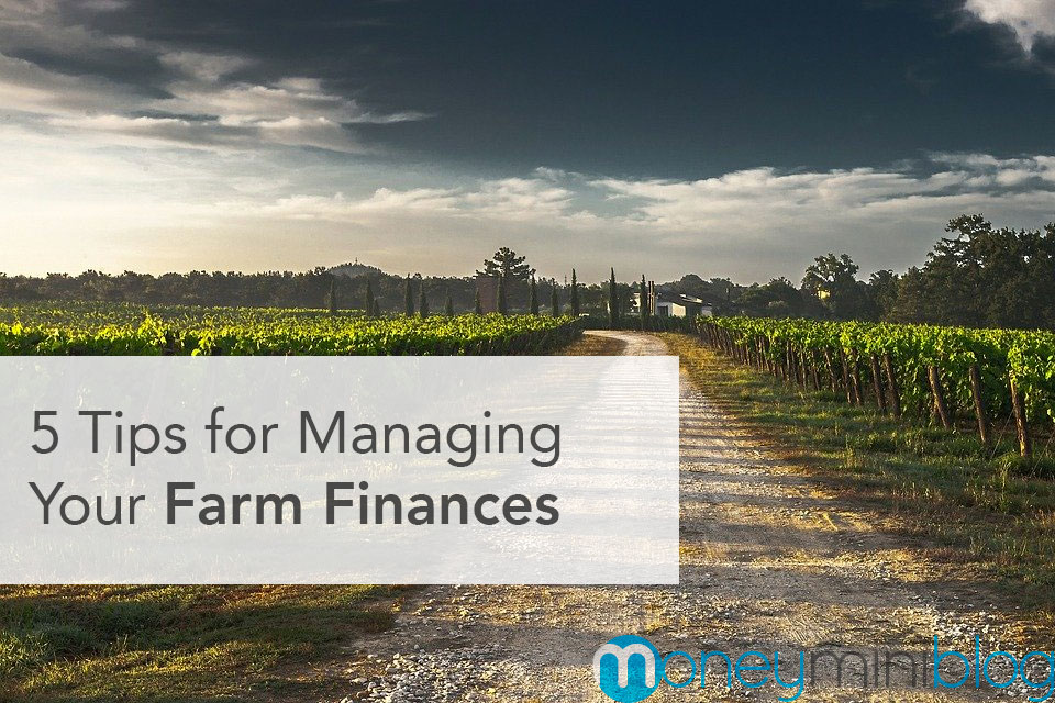 5 Tips for Managing Your Farm Finances