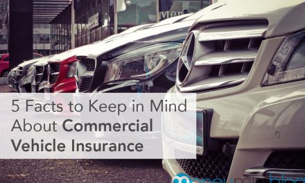 5 Facts to Keep in Mind About Commercial Vehicle Insurance
