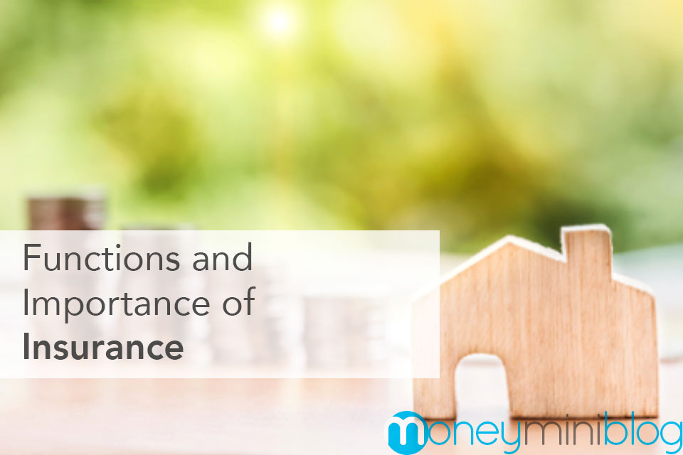 The Functions and Importance of  Insurance