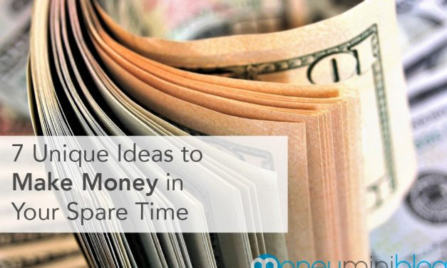 7 Unique Ideas to Make Money in Your Spare Time