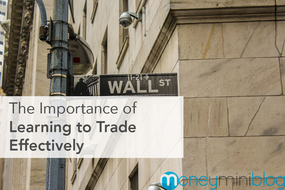 The Importance of Learning to Trade Effectively
