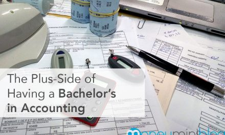 The Plus-Side of Having a Bachelor's in Accounting
