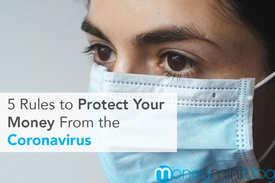 money coronavirus protect
