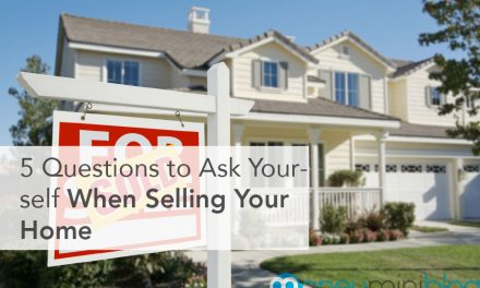 5 Questions to Ask Yourself When Selling Your Home