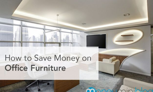How to Save Money on Office Furniture